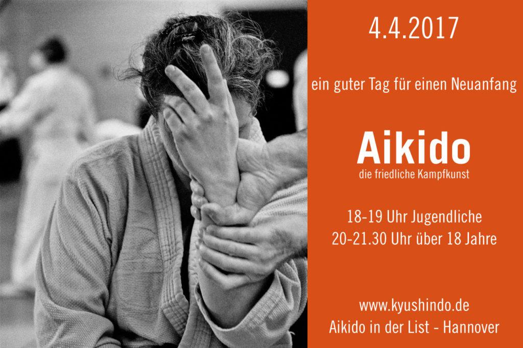 Aikido-Hannover-Kyushindo