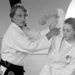 Jean-Pierre Fillault bei Aikido Kyushindo