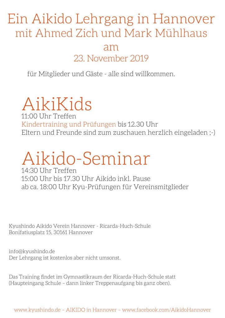 Kyushindo Aikido Verein Hannover