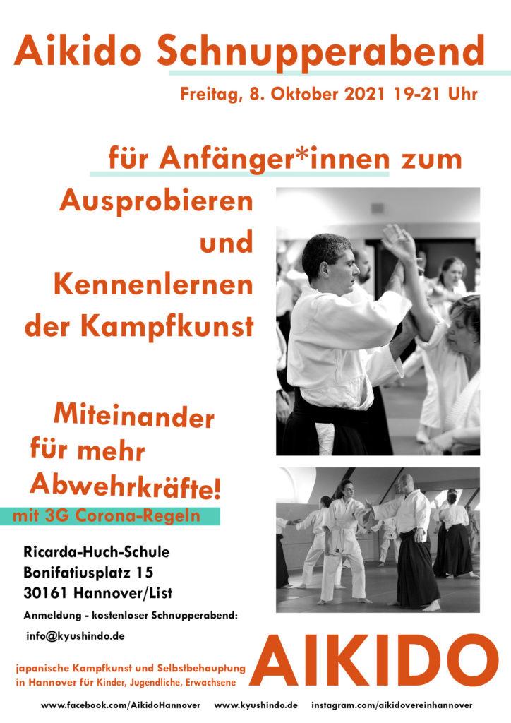 Aikido Verein Kyushindo Hannover